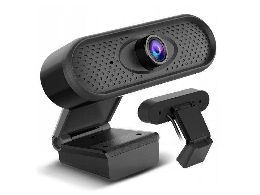 Kamera internetowa USB Nano RS RS680 HD 1080P, mikrofon, kabel 1,7m, 25fps