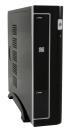 Obudowa LC-Power Case-1370BII, mini-ITX, LC90ITX, HD-Audio, 2x USB 3.0