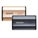 Dysk zewnętrzny ADATA SE730H 256GB USB 3.1 Type-C Czarny
