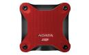 Dysk zewnętrzny ADATA SD600 512GB 2.5'' USB 3.1 Czarno-czerwony