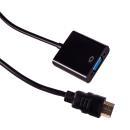 Adapter Esperanza EB265 HDMI-VGA D-SUB 0,20m czarny