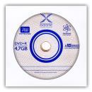 DVD+R Extreme 16x 4,7GB (Koperta 1)
