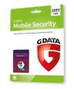 G DATA MOBILE INTERNET SECURITY 1DEV 1 ROK KARTA-KLUCZ