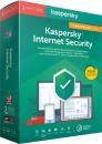 Licencja BOX Kaspersky Internet Security Home&Student - multi-device 1 stanowisko 1 rok