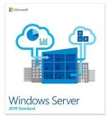 Oprogramowanie OEM Windows Server Standard 2019 ENG x64 16Core DVD