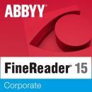Licencja ABBYY FineReader 15 Corporate przypisana [ESD]