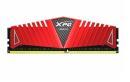 Pamięć DDR4 ADATA XPG Gaming Z1 8GB (1x8GB) 3000MHz CL16 1,2V, red