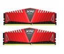 Pamięć DDR4 Adata XPG Gaming Z1 8GB (2x4GB) 2666MHz CL16 1,2V, red, for AMD Ryzen