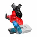 Pendrive ADATA UV240 16GB USB 2.0 red
