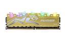 Pamięć DDR4 Apacer Panther Rage RGB 8GB (1x8GB) 3000MHz CL16 1,35V gold
