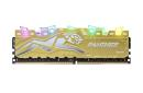 Pamięć DDR4 Apacer Panther Rage RGB 16GB (1x16GB) 3000MHz CL16 1,35V gold