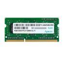 Pamięć SODIMM DDR3 Apacer 4GB (1x4GB) 1600MHz CL11 1,5V