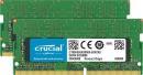Pamięć DDR4 SODIMM Crucial 16GB (2x8GB) 2666MHz CL19 SRx8 1,2V