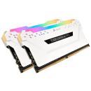 Pamięć DDR4 Corsair Vengeance RGB PRO 16GB (2x8GB) 3200MHz CL16 1,35V White