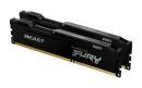 Pamięć DDR3 Kingston Fury Beast 8GB (2x4GB) 1866MHz CL10 1,5V czarna
