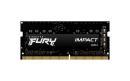 Pamięć SODIMM DDR4 Kingston Fury Impact 16GB (1x16GB) 3200MHz CL20 1,2V 1Gx8