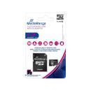 Karta pamięci MicroSDHC MediaRange MR956 4GB Class 10 + adapter SD