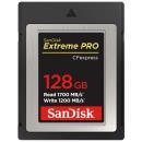 Karta pamięci Compactflash SanDisk PRO CFexpress 128GB (1700/1200 MB/s)