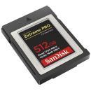 Karta pamięci Compactflash SanDisk PRO CFexpress 512GB (1700/1400 MB/s)