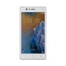 Smartfon Nokia 3 DS White-Silver