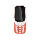 Telefon komórkowy Nokia 3310 Single Sim Czerwony