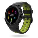 Smartwatch MyKronoz ZESPORT2 czarny/limonka