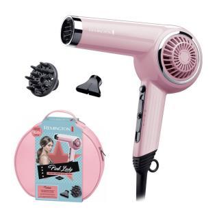 ADREDOSU0400. Specyfikacja techniczna. Opis ogólnySuszarka do włosów Remington  Retro Pink Lady D4110OP ... a16a11a9cd