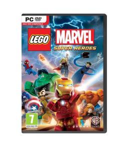 Gra LEGO Marvel Super Heroes (PC) - MaxSklep