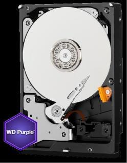 """Dysk WD Purple WD20PURX 2TB 64MB 3.5"""" SATA III - MaxSklep"""