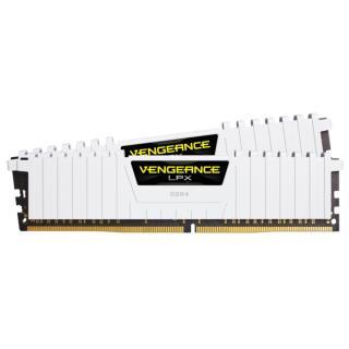 Pamięć DDR4 Corsair VENGEANCE LPX 16GB (2x8GB) 3000MHz CL16 1,35V White