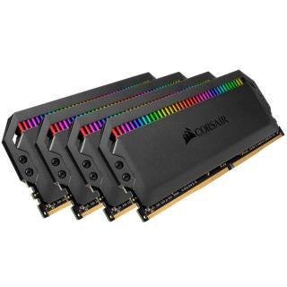 Pamięć DDR4 Corsair DOMINATOR 64GB (4x16GB) 3000MHz CL15 1,35V XMP 2.0