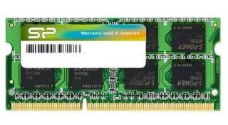 DDR3 SILICON POWER SODIMM 4GB/1600MHz (256*8) 16chips CL11 - MaxSklep