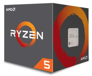 Procesor AMD Ryzen 5 2600X S-AM4 3.60/4.20GHz BOX