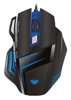 Mysz optyczna Acme Aula Ghost Shark expert Gaming - MaxSklep