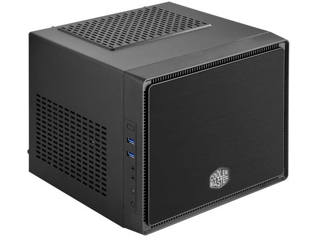 Obudowa Cooler Master Elite 110A Mini Tower bez zasilacza, USB 3.0