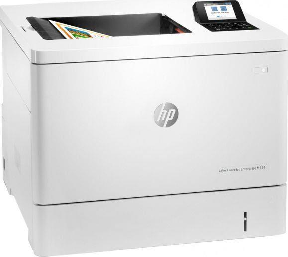 Drukarka laserowa HP Color LaserJet Enterprise M554dn (7ZU81A)