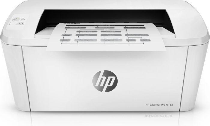 Drukarka laserowa HP LaserJet Pro M15a (W2G50A)