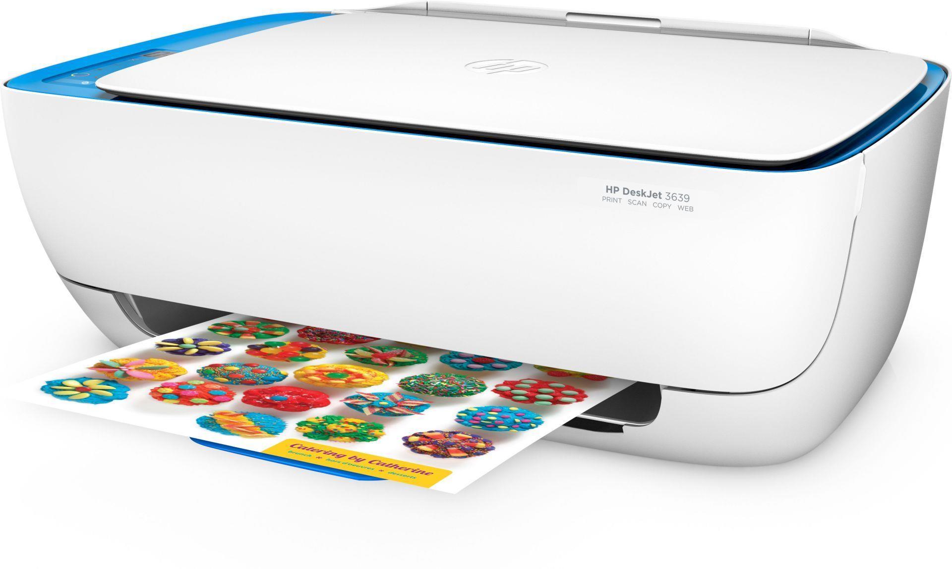 Urządzenie wielofunkcyjne HP DeskJet 3639 (F5S43C) 3w1