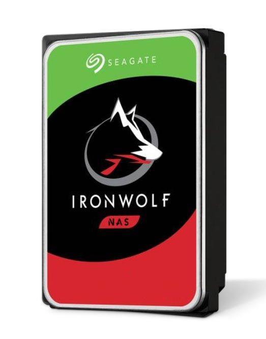 Dysk SEAGATE IronWolf™ 14TB ST14000VN0008 7200 256MB SATA III NAS