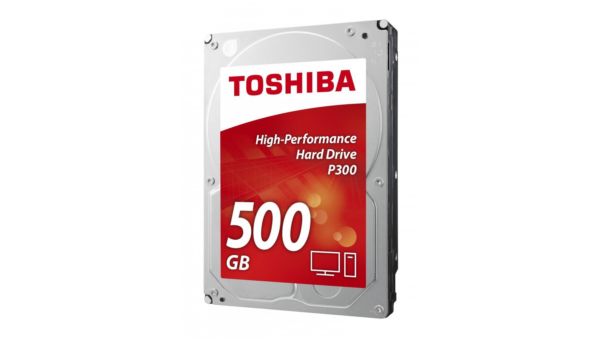 Dysk Toshiba P300 HDWD105UZSVA 3,5 cal  500GB SATA-III 7200 64MB BULK