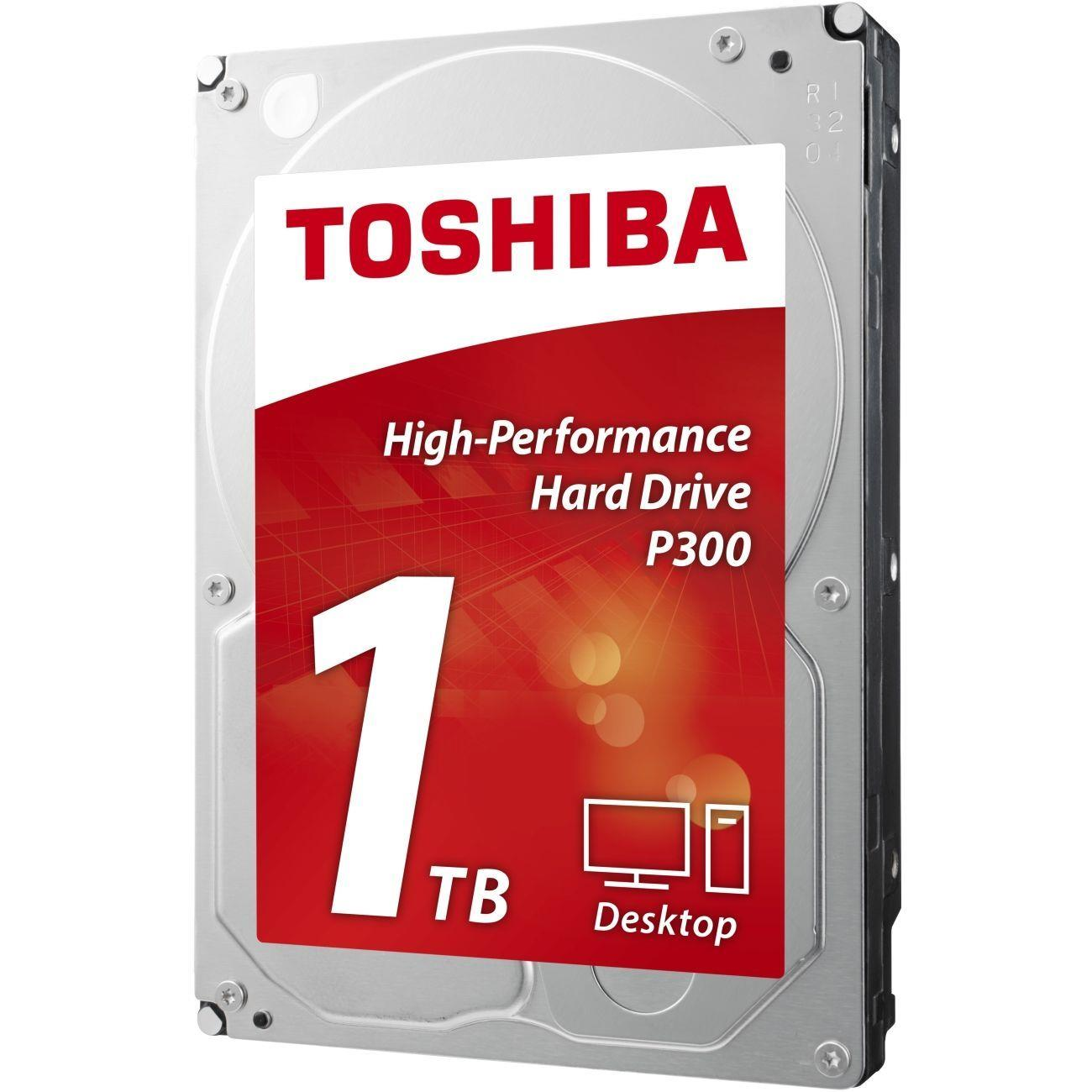 Dysk Toshiba P300 HDWD110UZSVA 3,5 cal  1TB SATA-III 7200 64MB BULK (1)