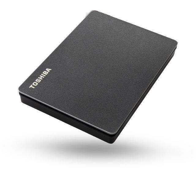 Dysk zewnętrzny Toshiba Canvio Gaming 2TB, USB 3.0, Black