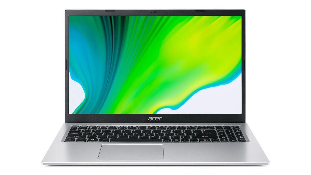 Notebook Acer Aspire 1 A115-32-C674 15.6 cal FHD  N4500 4GB eMMC64GB UHD W10S Silver