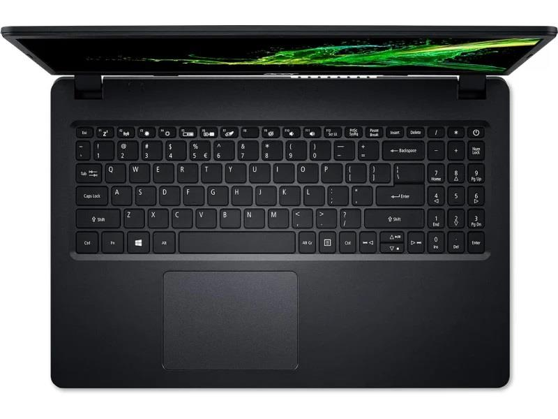 Notebook Acer Aspire 3 15.6 cal FHD  i5-1035G1 8GB SSD512GB UHD W10 Black