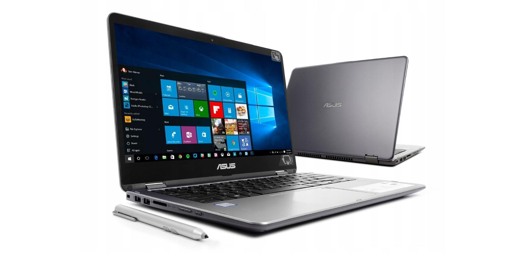 Notebook Asus VivoBook Flip TP410UA-EC490T 14