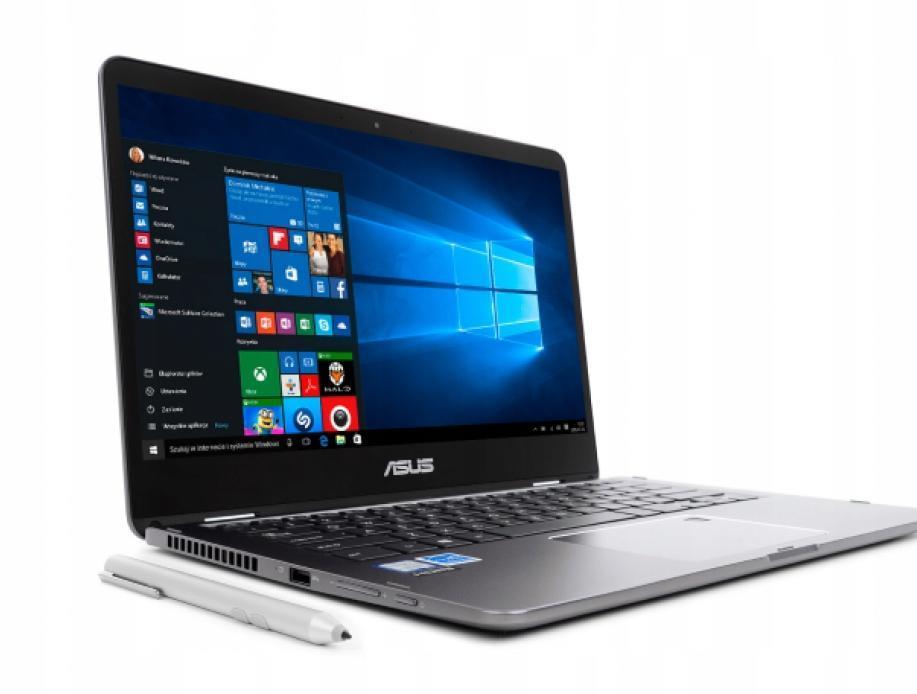Notebook Asus ZenBook Flip UX461UA-E1009T 14