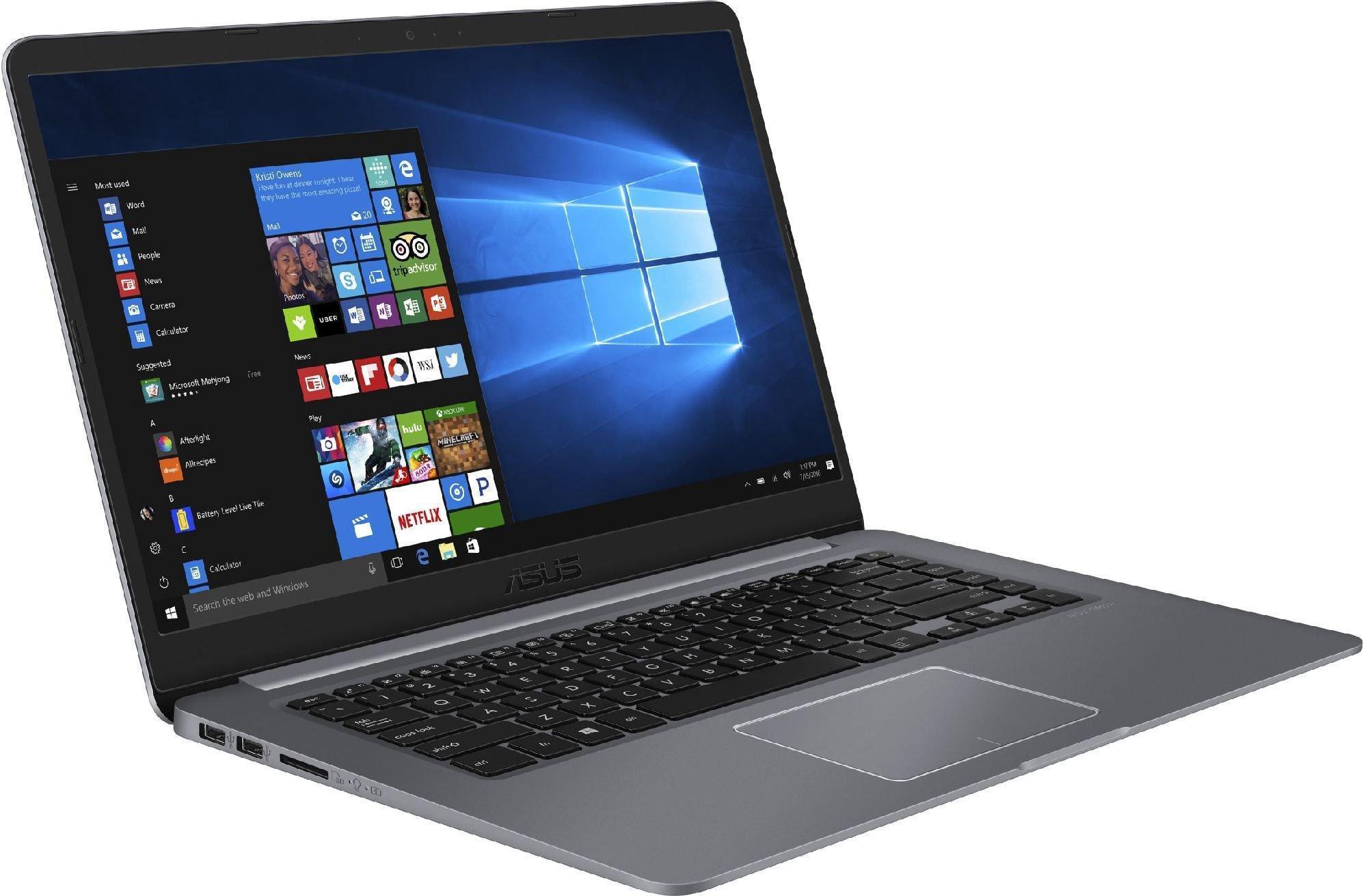 Notebook Asus VivoBook S15 S510UN-BQ391T15,6