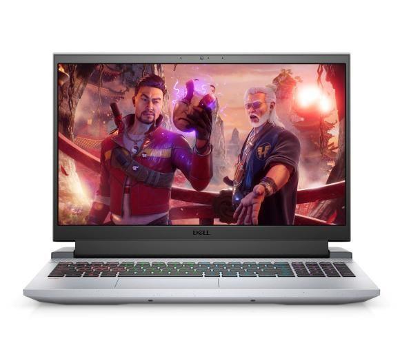 Notebook Dell G15 5515-0787 15,6 cal FHD Ryzen 7 5800H 16GB SSD1TB RTX3060-6GB W10 Silver