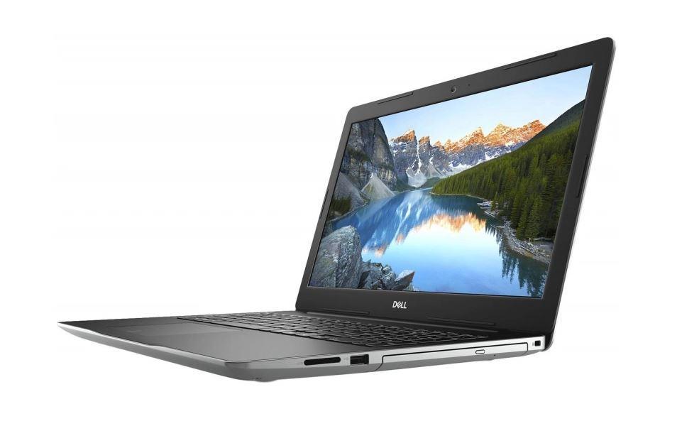 Notebook Dell Inspiron 3581 15,6 cal FHD i3-7020U 4GB 1TB iHD620 DVD-RW W10 Silver