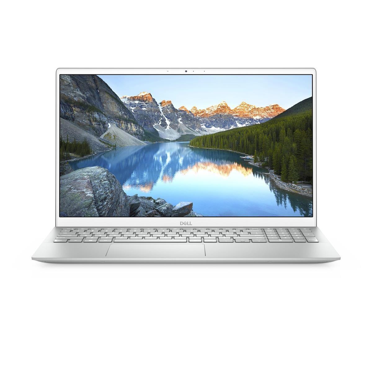 Notebook Dell Inspiron 15 5501 15,6 cal FHD i5-1035G1 8GB SSD512GB UHD620 W10 Silver